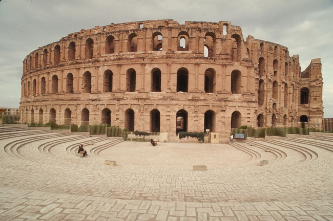 罗马大角斗场