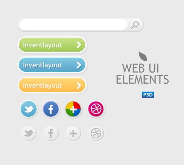 元素UI海报杜蕾斯网页设计师图片