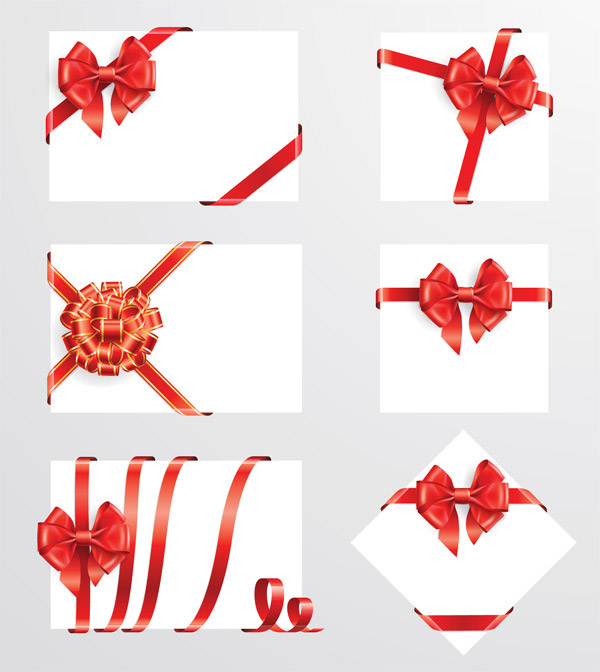 包装绸带花制作图解