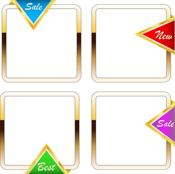 ppt 背景 背景图片 边框 模板 设计 相框 600_598