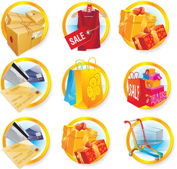 素材分类: 矢量各式图标所需点数: 0 点 关键词: 商品折扣图标矢量素