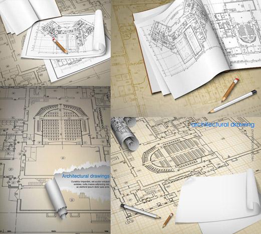 房屋设计图纸