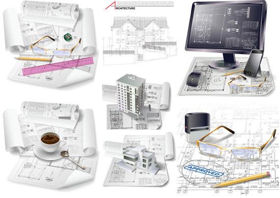 房屋建筑图纸