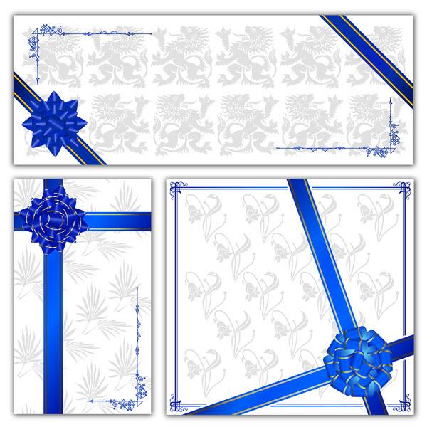 矢量绸带幕布所需点数: 0 点 关键词: 蓝色包装盒彩带复古底纹矢量