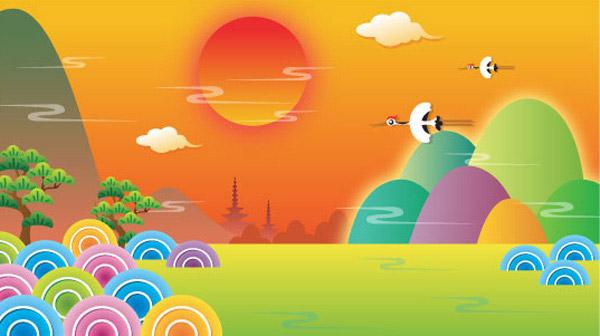 关键词: 风景白鹤夕阳松树免费下载,风景,白鹤,夕阳,松树,自然,矢量图