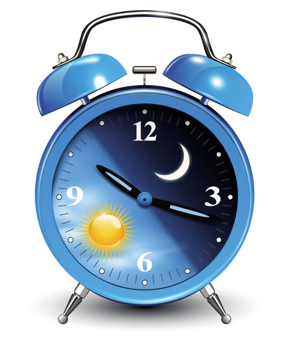 Vector Alarm Clock : 2015 素材 : すべての講義