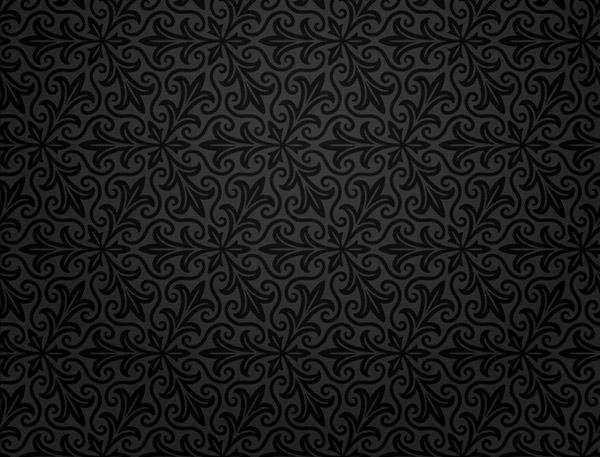 素材分类: 矢量背景所需点数: 0 点 关键词: 黑色欧式花纹背景,矢量
