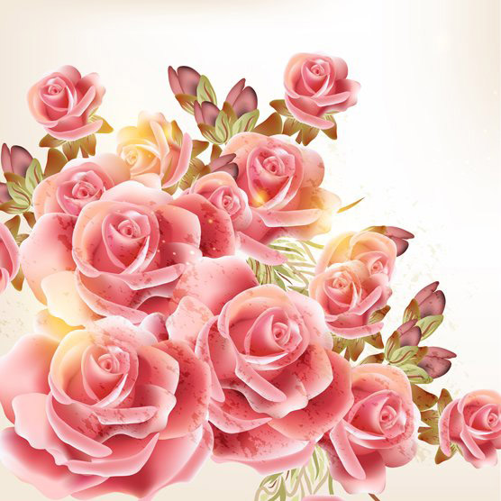 串珠玫瑰花教程详细图展示