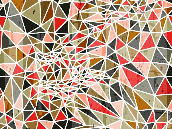 三角形,组合,图形,六边形,六角形,几何,四方连续,图案,装饰,时尚,规则图片