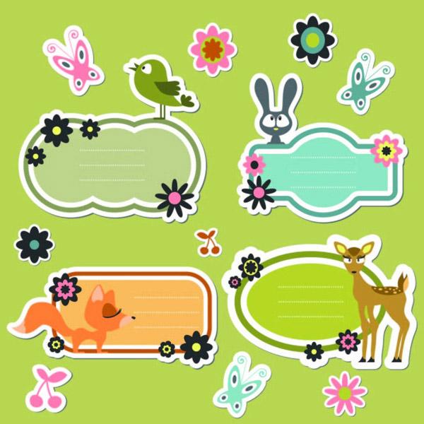 动物对话框_素材中国sccnn.com