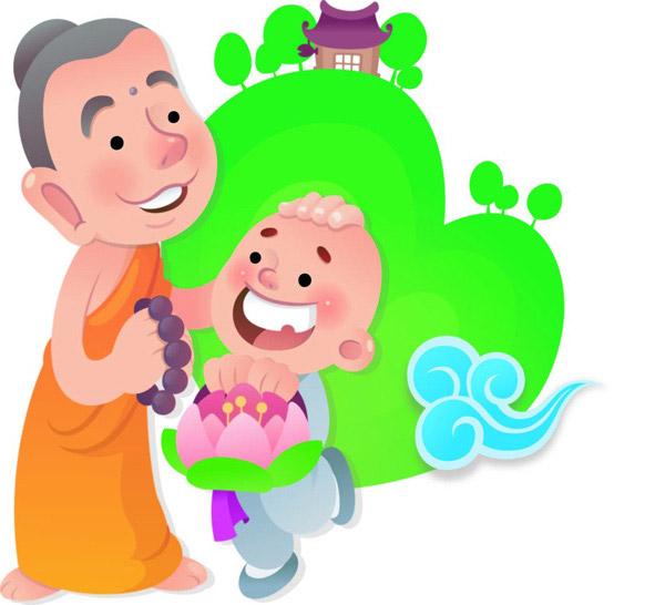 佛祖和和尚