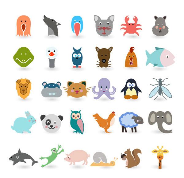 0点关键词:36款素材螃蟹老鼠卡通,动物,章鱼,狼,大嘴鸟,矢量,动物小老虎景阳春52度图片