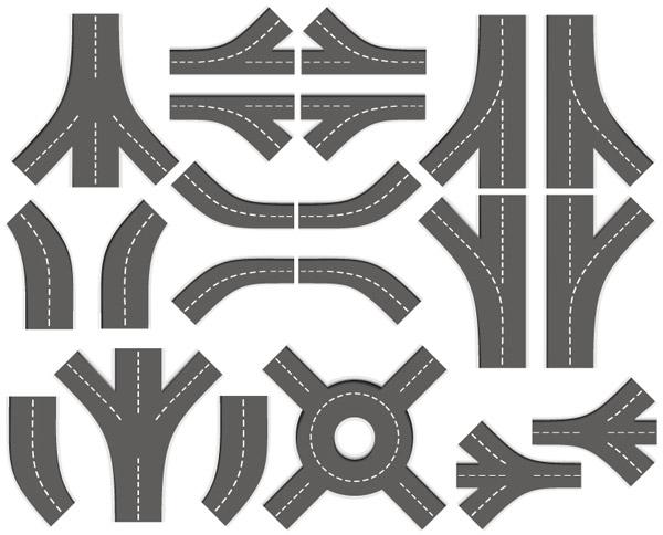 柏油马路设计_素材中国sccnn.com图片