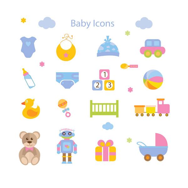 婴儿玩具图标_素材中国sccnn.com