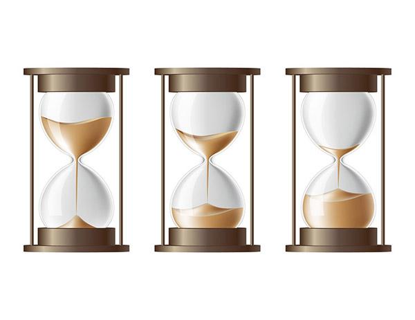 时间_时间计时器矢量