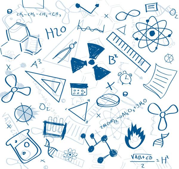 化学方程式,科学符号