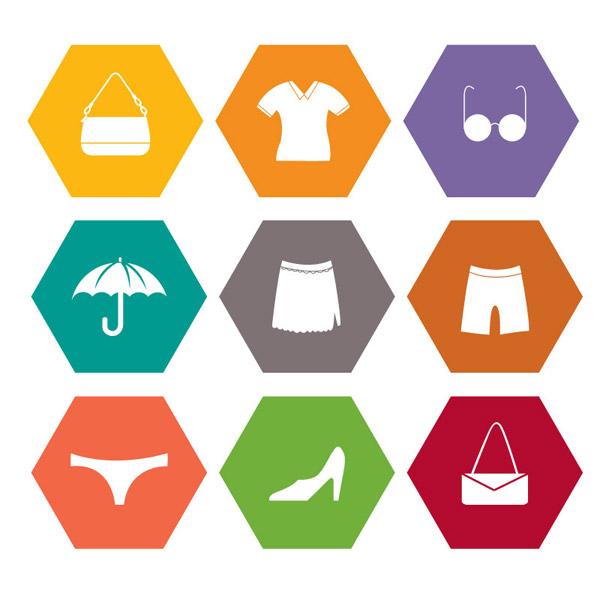 服装与配饰图标_素材中国sccnn.com图片