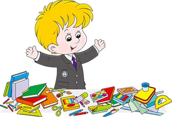 儿童与学习工具