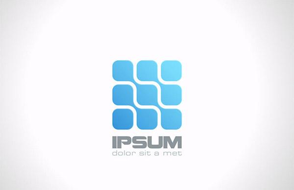 设计矢量素材,科技logo