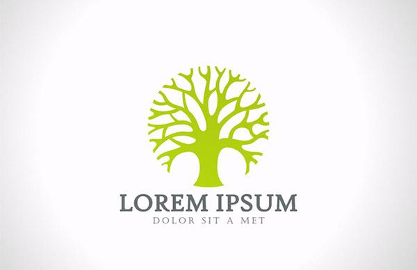 0 点 关键词: 环保生态企业标志设计矢量素材,卡通树logo设计,创意图片