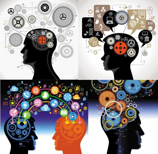 人类大脑的概念