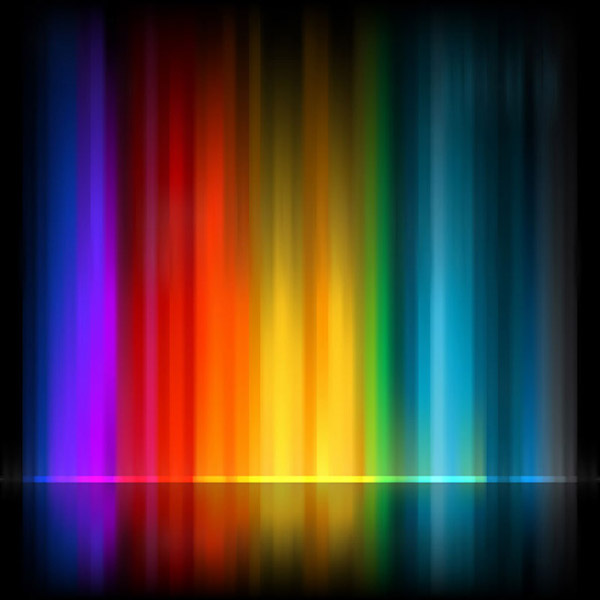 色站_光效,彩虹色,五彩背景,彩色渐变梦幻,eps格式 下载文件特别说明:本站