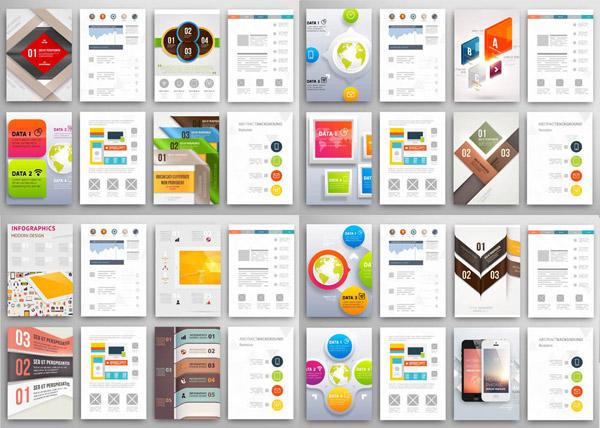 流程图,潮流,时尚,立体,质感,创意设计,缤纷,多彩,统计图,圆形,手机
