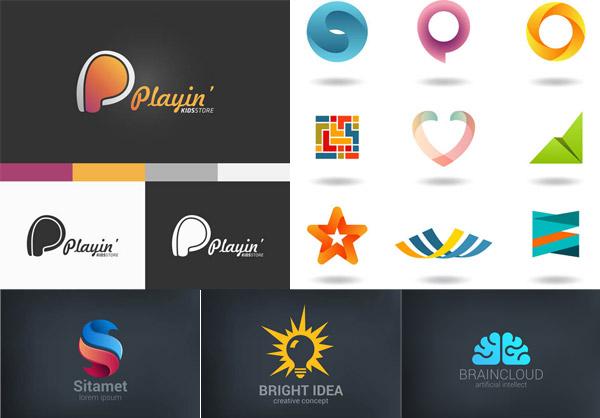 矢量素材,矢量图,设计素材,标志,logo,创意设计,抽象,图形,圆形,圆环图片
