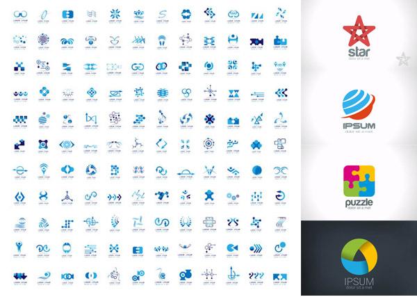 矢量素材,矢量圖,設計素材,標志,logo,創意設計,抽象,圖形,五角星