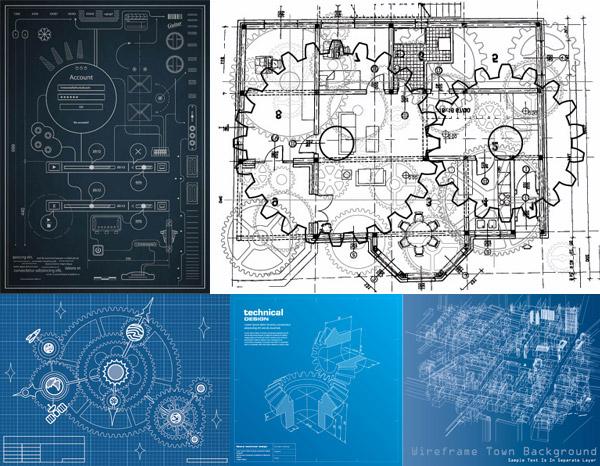 机械制造图纸图片