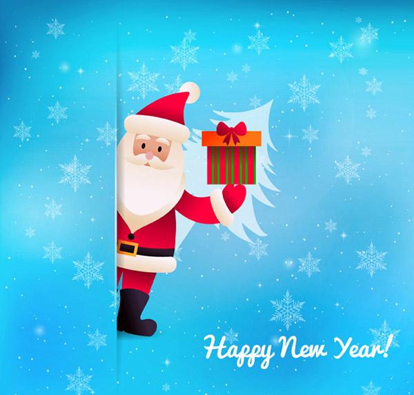 素材分类: 矢量圣诞节所需点数: 0 点 关键词: 可爱的卡通圣诞节广告