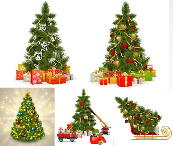圣诞树装饰_素材中国sccnn.com