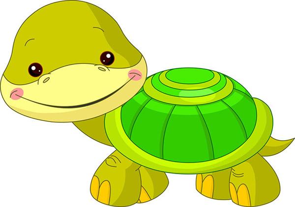 0 点 关键词: 精美乌龟儿童画矢量素材,卡通乌龟,动漫,动物,可爱乌
