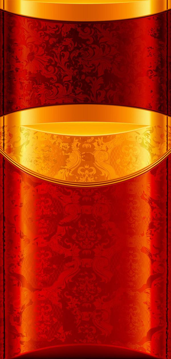0 点 关键词: 金色包装材质背景矢量素材,欧式花纹,复古花纹,古典