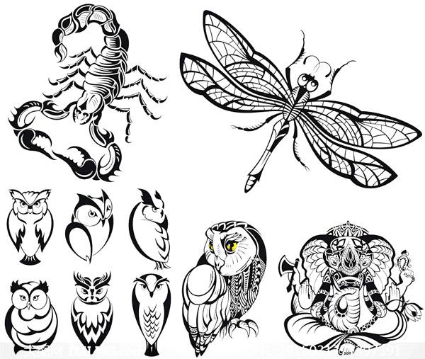 纹身刺青图案5