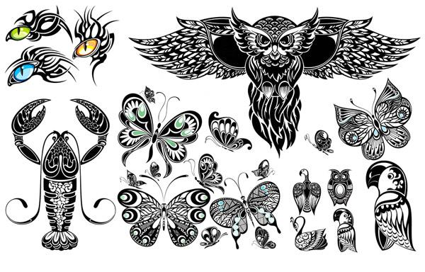 【纹身刺青图案3】