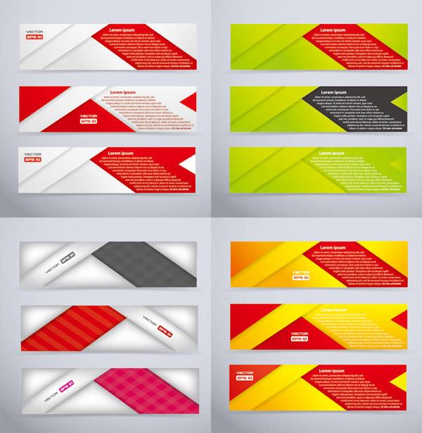 创意动物多边形构成图几何炫彩创意海报