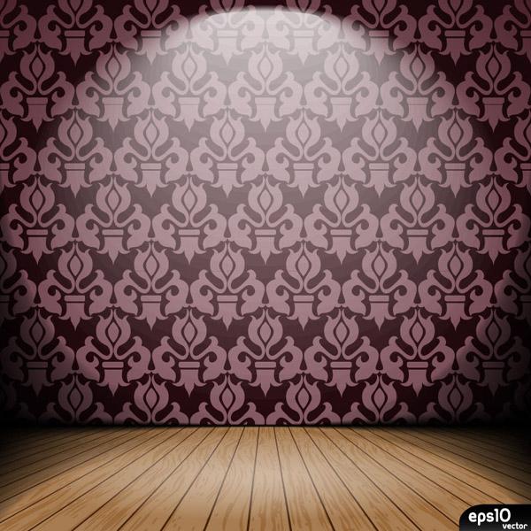 壁纸,木地板