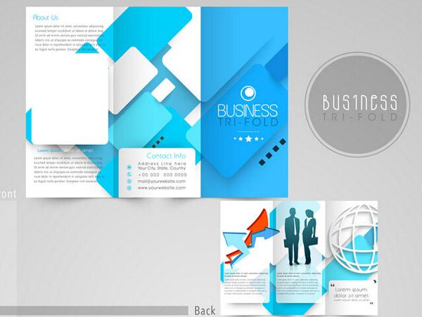 素材分类: 平面广告所需点数: 0 点 关键词: 业务宣传册设计免费下载