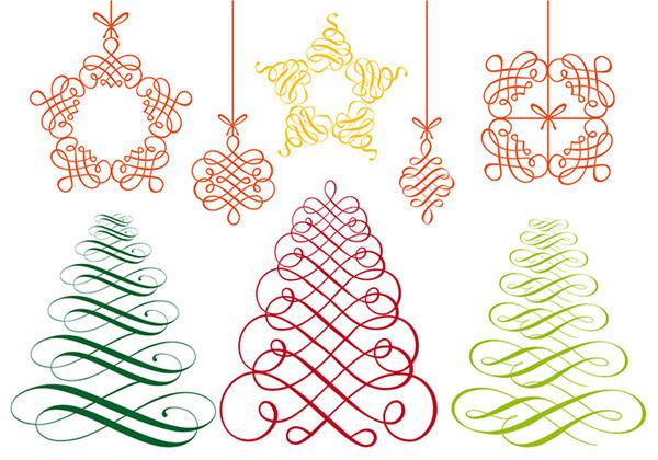 装饰花纹素材,花边,卷纹,古典花纹,传统花纹,花纹花边,装饰吊坠