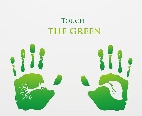 生态环保创意图片