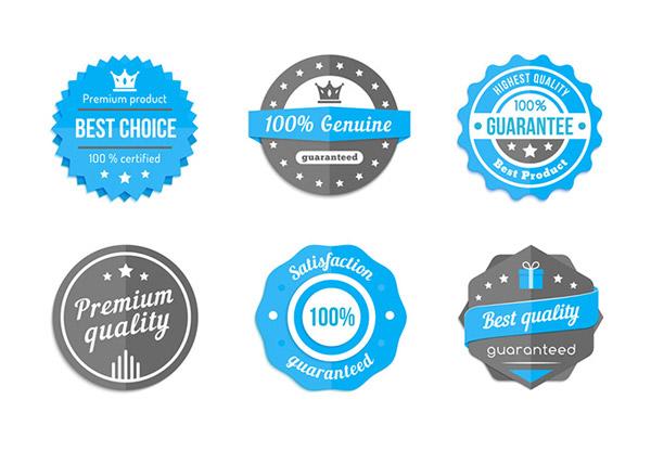 素材分类: label矢量所需点数: 0 点 关键词: 时尚产品标签设计矢量