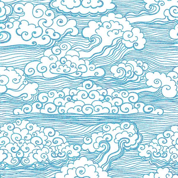 水纹背景,传统图案,古典花纹,墙纸花纹,无缝背景,无缝拼接,背景图案