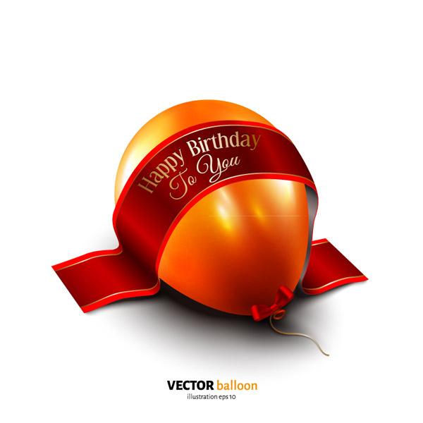 立体生日气球