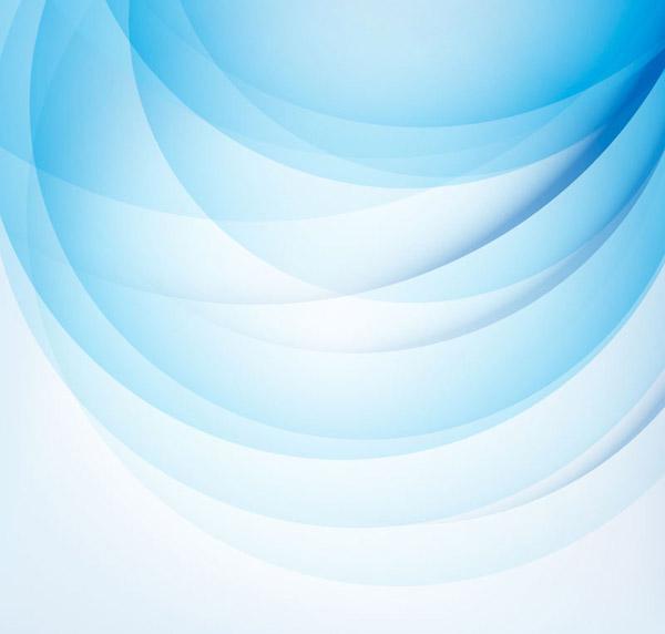 素材分类: 矢量背景所需点数: 0 点 关键词: 蓝色叠影半圆形背景矢量