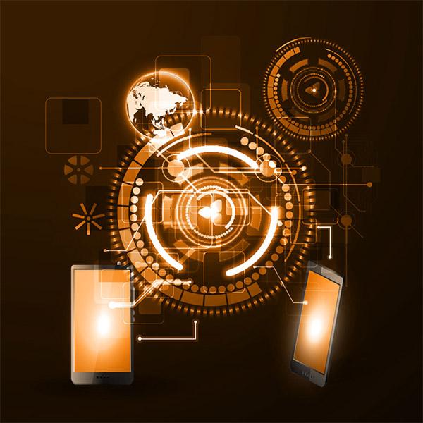 智能手机,信息科技,笔记本电脑,科技背景,通讯科技,数码电子产品,信息