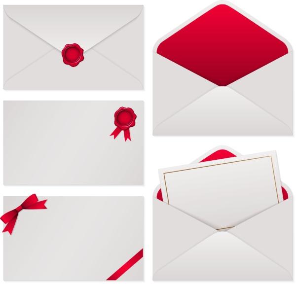 最简单信封的步骤图片