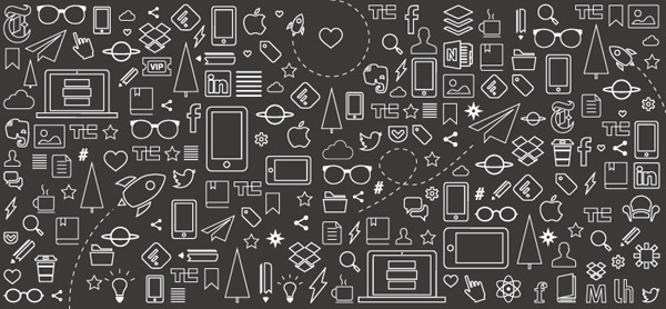 素材分类: 矢量各式图标所需点数: 0 点 关键词: 简洁数码生活元素