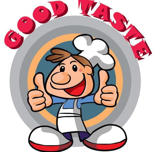 可爱,设计,矢量人物,卡通厨师,厨师,卡通,可爱,手绘,餐厅标志,餐厅
