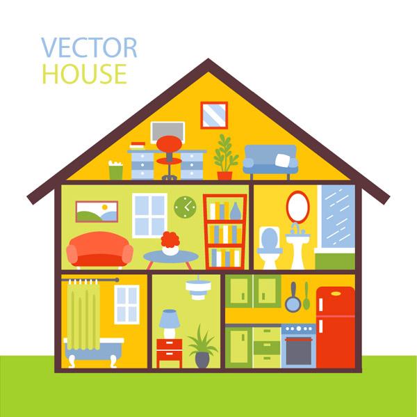 小别墅结构图